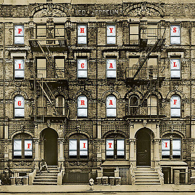 Led Zeppelin - Physical Graffiti [New CD] With Booklet, Deluxe Edition, Rmst
