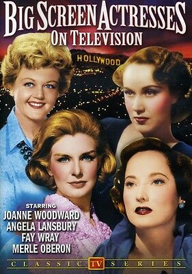 Big Screen Actresses on Television (2012, DVD NEW)