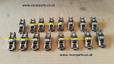 NEW 16x ROCKER ARMS FOR FIAT FIORINO 1.3 Multijet 75 255 1248cc 2008-..