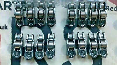 NEW 16x ROCKER ARMS FOR FIAT Grande Punto 1.3 Multijet 75 90 199 06/11