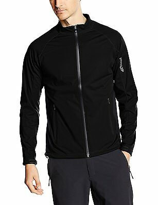 ProQuip Tourflex Wind 360 Elite 1/2 Zip Wind Top Black