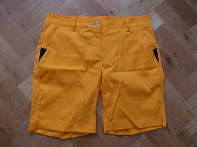Bnwot Colmar Golf Croke Ladies Stretch Luxury Shorts It 44 D 38 Uk 12