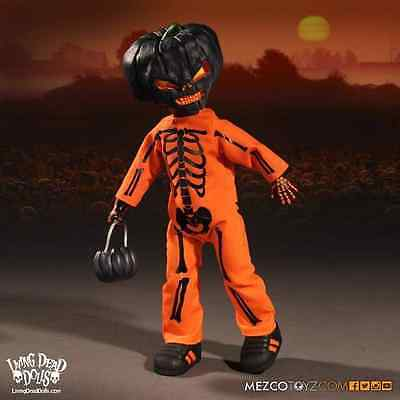 Living Dead Dolls Jack O' Lantern Halloween Orange Variant By Mezco Toyz