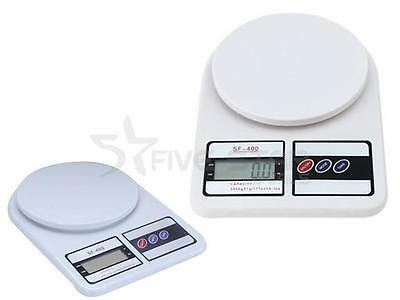 10Kg Electronic Digital Lcd Kitchen Scales Postal Parcel Weighing Accessories