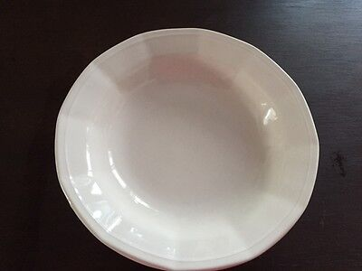 "Chequers Collection Stoneware  Set of (9) 8"" Soup Pasta Bowls"