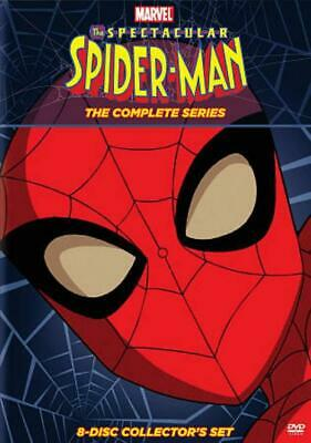 The Spectacular Spider-Man: The Complete Series Used - Very Good Dvd