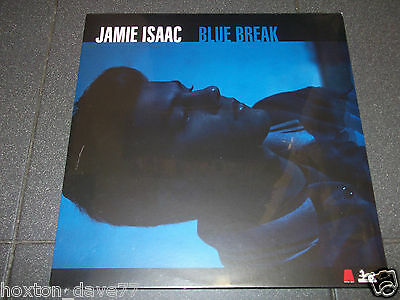 "JAMIE ISAAC Blue Break 12"" EP UK 2014 Electronic DOWNTEMPO Ambient NEW/SEALED"