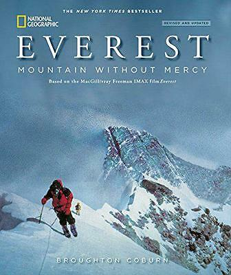 Everest: Mountain Without Mercy, Broughton Coburn | Paperback Book | New | 97814