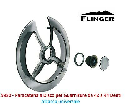 9980  Paracatena a Disco Universale (42-44 denti) per Bici 20-24-26-28 City Bike