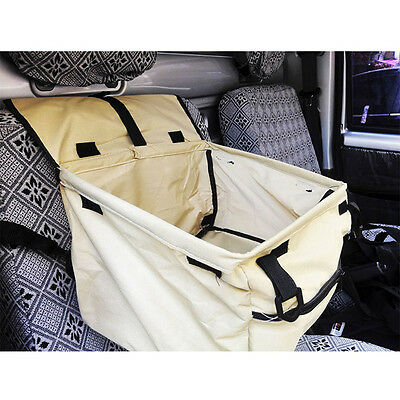 Portable Auto Car Seat Pet Dog Cat Puppy Carrier Travel Safety Basket Hot
