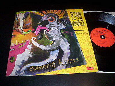 "Siouxsie And The Banshees ""Swimming Horses"" 12"" Polydor ‎– 821 152-1 France 1984"