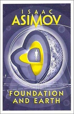 Foundation and Earth by Isaac Asimov Paperback Book