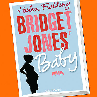 Helen Fielding | Bridget Jones' Baby | Roman (Buch)