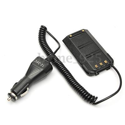 Car Charger Battery Eliminator for TYT Tytera MD-380 2-Way Radio Walkie Talkie