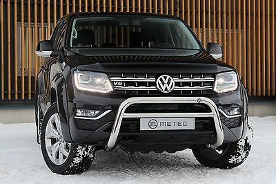 PROTECTION BEFORE,SHIELD BUFFALO VOLKSWAGEN AMAROK 11- STAINLESS STEEL DIAM 70mm