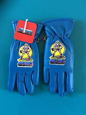 Vintage Retro Masters Of The Universe He Man Children's Gloves 80's