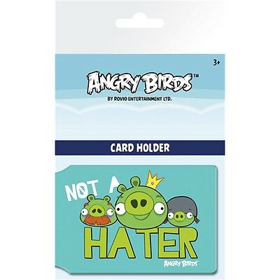 Angry Birds Love Hate Card Holder - Official Merchandise Kids Wallet Accessory