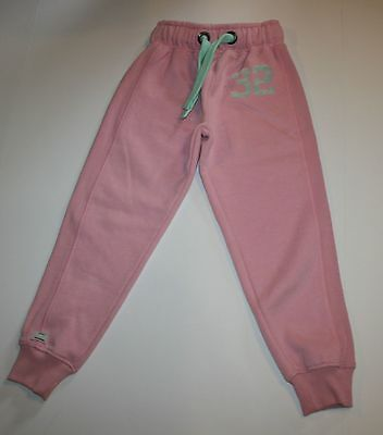NEW Next UK Girls Pink Athletic Sweat Pants Jogger Style 122 cm or 7 Years NWT