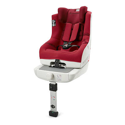 Car seat Gr 1 Kgs 9-18 Absorber XT RUBY RED Concord