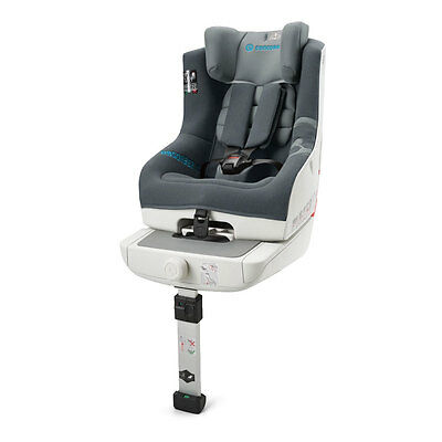 Car seat Gr 1 Kgs 9-18 Absorber XT STONE GREY Concord