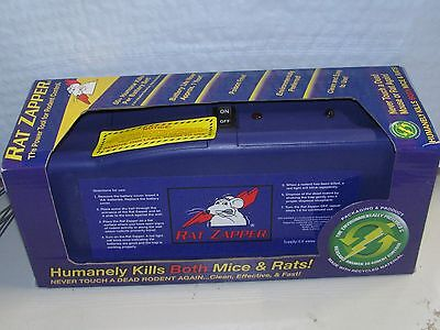 Rat Zapper Classic RZC001, New, sale, rat, mice,chipmunk   ( 4 Traps )