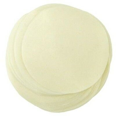 2lb 200 Piece Wax Disc Set For Jam Preserving - 200x Circles Discs Jelly