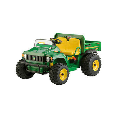 ride-on toy electric tractor 12V John Deere Gator HPX OD0060 Peg Perego