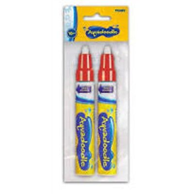Tomy Replacement Aquadoodle Pens Pack Of 2 - 2pk Kids Drawing Water Art Spare