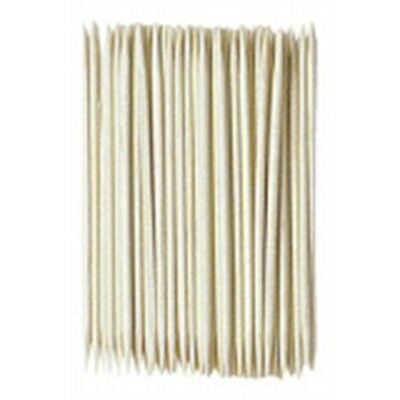 "200 Pack Of Cocktail Sticks - Chef Aid 8cm 3"" 200pcs Party Food Snack Serving"