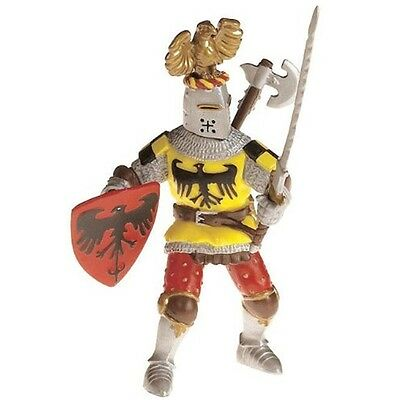 Papo - Knight With Crest (red)