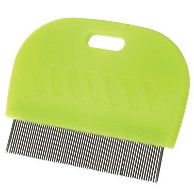 Palm Flea Pet Grooming Comb - Premo Dog Cat Cleaning Remove Lice Fleas Nits