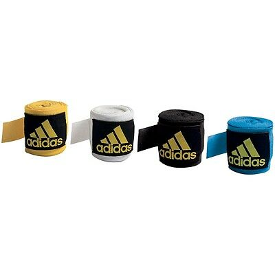 Adidas Hand Wraps - Blue - 255cm - Boxing 2.55m Boxing Gloves Accessory Sports