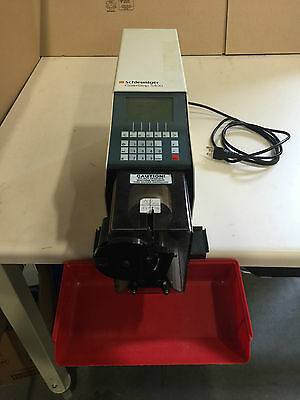 Schleuniger CS 5400 Coax Strip Stripping Machine Coaxial Cable Stripper