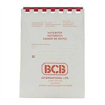 Refill For The Waterproof Notebook - Bcb Adventure Outdoor Military Stationary