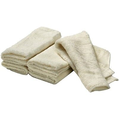 Prince Lionheart Reusable Warmies Wipes Pack Of 8 - 8pk Warmer Bamboo Cloths
