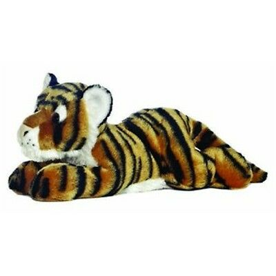 "12"" Flopsie Indira Bengal Tiger Soft Toy - New 12 Plush Cuddly Aurora 12inch"