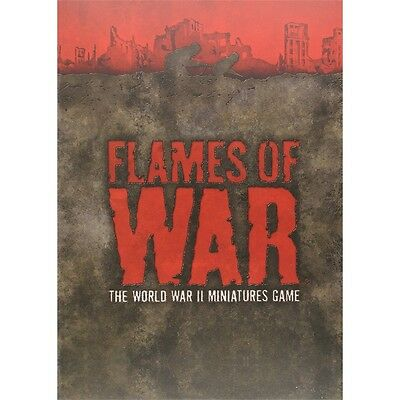 "Flames Of War: With ""rulebook"" And ""forces"" And ""hobby"": The World War Ii"