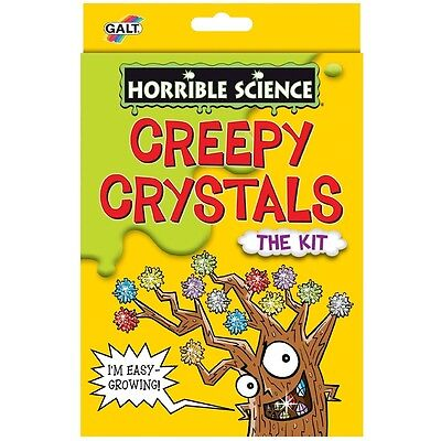 Creepy Crystals Growing Set - Galt Toys Grow Your Own Diamonds Kids Science