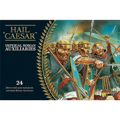Imperial Roman Auxiliaries - Hail Caesar - Games Early Romans Auxilaries Army