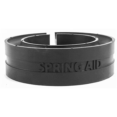 18-25mm Black Coil Spring Aid - High Density Rubber Towing 18mm 25mm