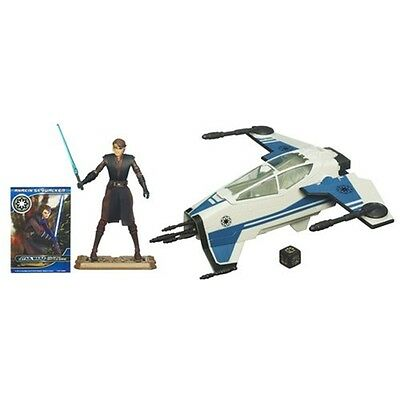 Hasbro - Star Wars Class I Vehicles With Figures 2012 Wave 0.5 Case (4)