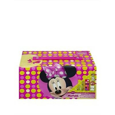 Sambro Minnie Mouse Colouring Case