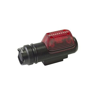 3 Watt CREE LED Rear Bicycle Light - Amtech Xpe Or Torch With Modes 120 Lumens