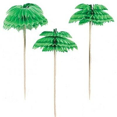 Pack Of 12 Palm Tree Cocktail Picks