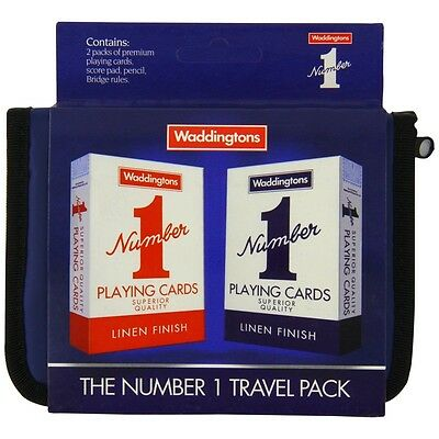 Bridge Cards Travel Pack