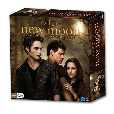 Twilight New Moon Board Game