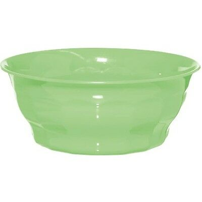 Amscan International Bowl Large Hawaiian, Pink/ Green/ Blue