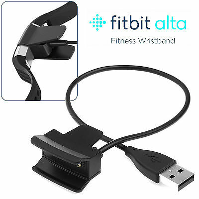 Replacement USB Charger Charging Cable Cord for Fitbit Alta Smart Watch Tracker