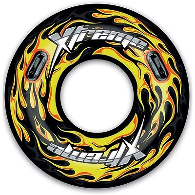 """36"""" Inflatable Xtreme Swim Ring - 36"""" Bestway Swimming Pool Holiday Rubber Tyre"""