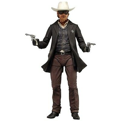 1:4 Lone Ranger Action Figure